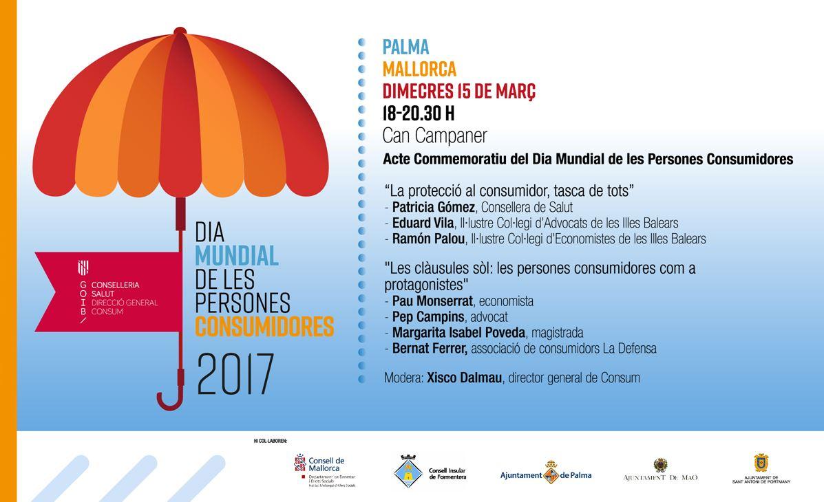Evento cláusula suelo en Palma de Mallorca