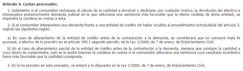 Readl Decreto-ley 1/2017 art. 4
