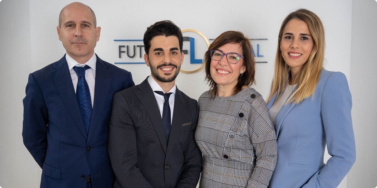 Profesionales de Futur Legal
