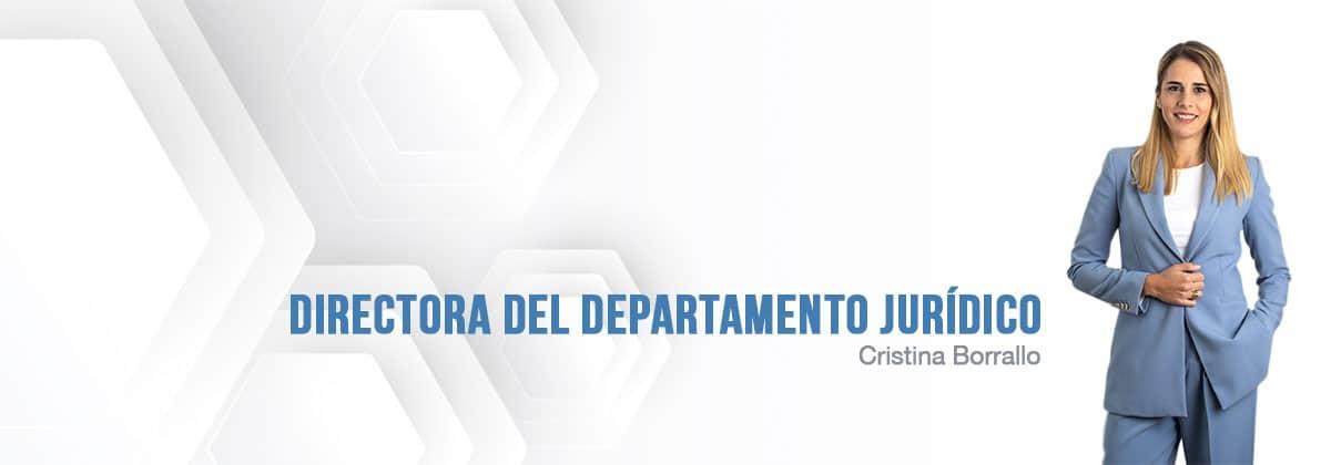 Cristina Borrallo de Futur Legal